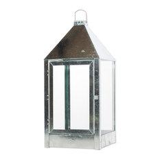 Skagen Mega Lantern, Galvanised Steel