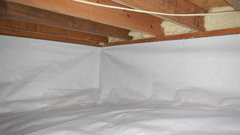 Crawlspace Encapsulation / Insulation Indianapolis