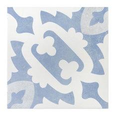 "Anabella 9""x9"" Porcelain Field Tile, Moma"