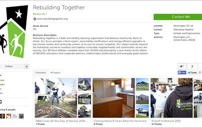 For Houzz Pros: Learn About the New Affiliation Badge Program