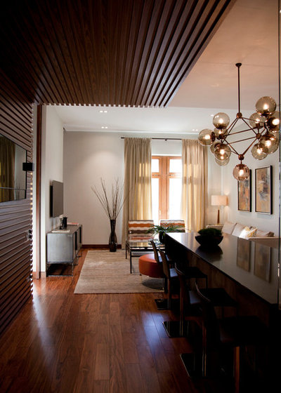by Porte Rouge Interiors
