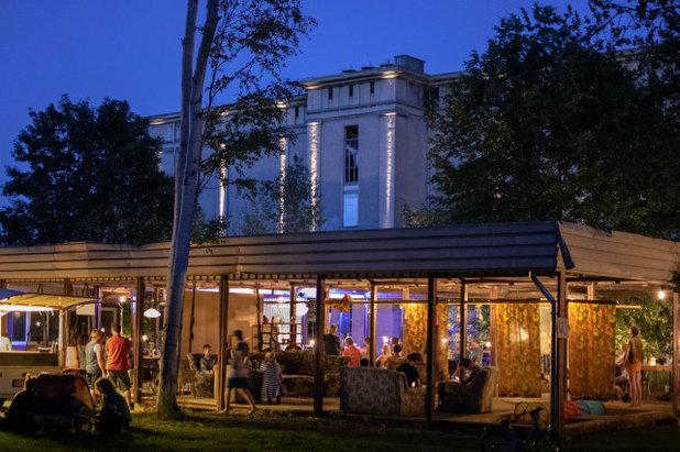 Kühlhaus Görlitz, Konzert im Pavillon