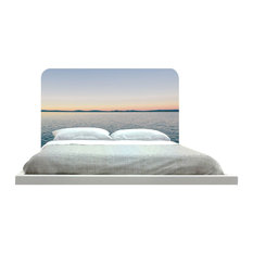 """Water Sunset"" Headboard"
