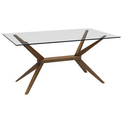 Fresh Midcentury Dining Tables by Inmod