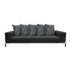 SOLIS Nubis Sofa Outdoor Deep Seated Patio Set Indoor