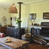 My Houzz: Boho Marries Country in This Delightful Property