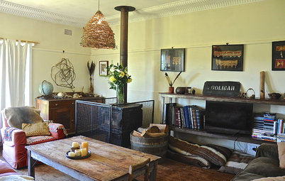 My Houzz: Cozy Country Meets Bohemian Artistic in Australia