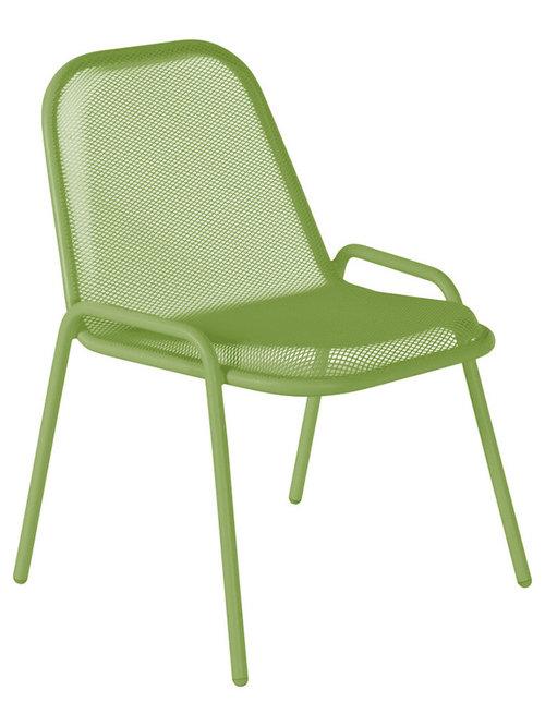 Golf Stol, Grön - Udendørs spisebordsstole