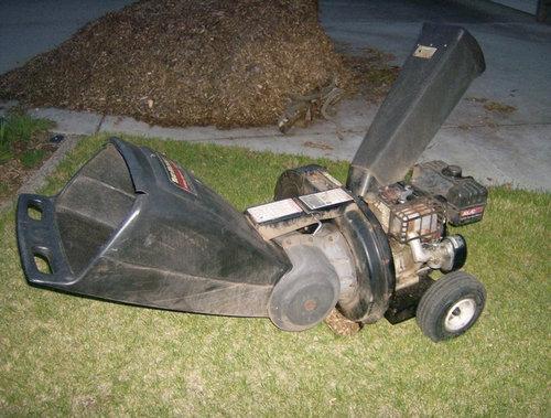 MTD Chipper Shredder Tecumseh 10hp carb linkage