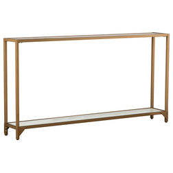 Transitional Console Tables by SEI