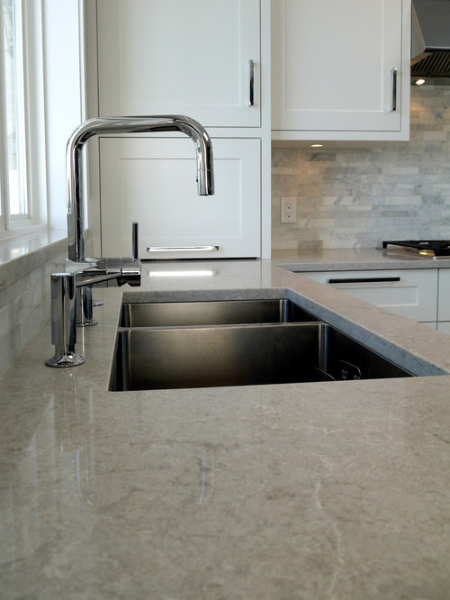 Bianco Drift Caesarstone Ideas, Pictures, Remodel and Decor