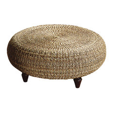 Most Popular Tropical Ottomans And Footstools For 2018 Houzz