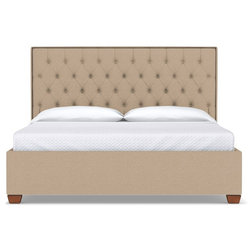 Contemporary Panel Beds by Apt2B