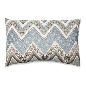Cottage Mineral Rectangular Throw Pillow