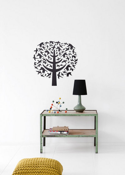 Unique Contemporary Wall Decals by ferm LIVING