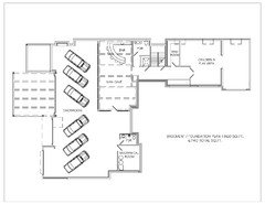 Man cave dream garage traditional garage vancouver for Man cave floor plans