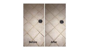 Tile/Grout Restoration