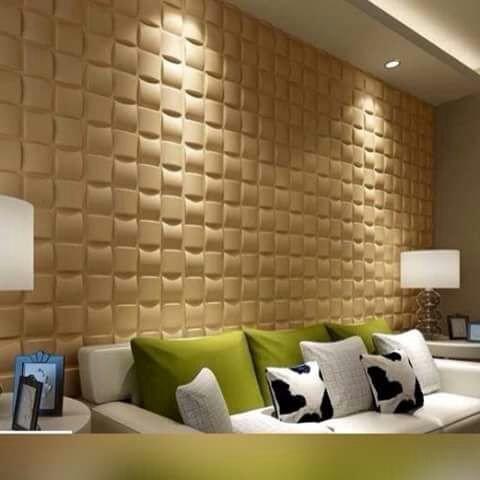Regalias Interio - 3D Wall Paneling and 3D False Ceilings - Wallpaper