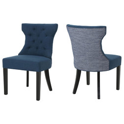 Transitional Dining Chairs by GDFStudio