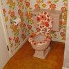 Reader Bathroom: Owners Bid Farewell to Orange Florals and Shag