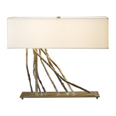 Hubbardton Forge   Hubbardton Forge (277660) 2 Light Brindille Table Lamp   Table  Lamps