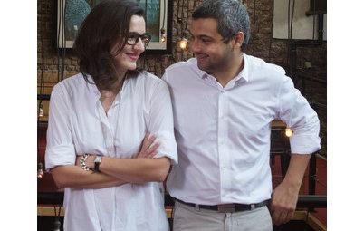 Meet the Houzz Experts: Maria Leon & Kayzad Shroff of Shroffleon