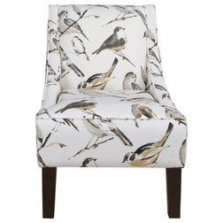 Farmhouse Armchairs And Accent Chairs by Skyline Furniture Mfg Inc