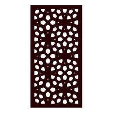 Marakesh Modular Decorative Screen Panel, Single Panel