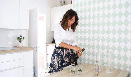 La Nuova Cucina di Francesca È Anche il Set del Suo Blog