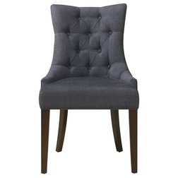 Transitional Dining Chairs by BisonOffice