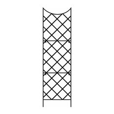 Giant Trellis, Includes Wall-Mounting Brackets