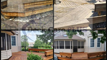 Wood Deck Restoration