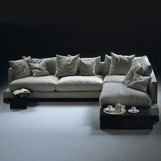 Flexform Groundpiece Sectional Sofa Infosofa Co