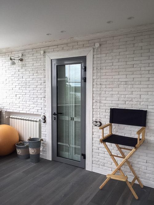 Алюминиевые двери-гармошки SCHUCO - Двери для патио