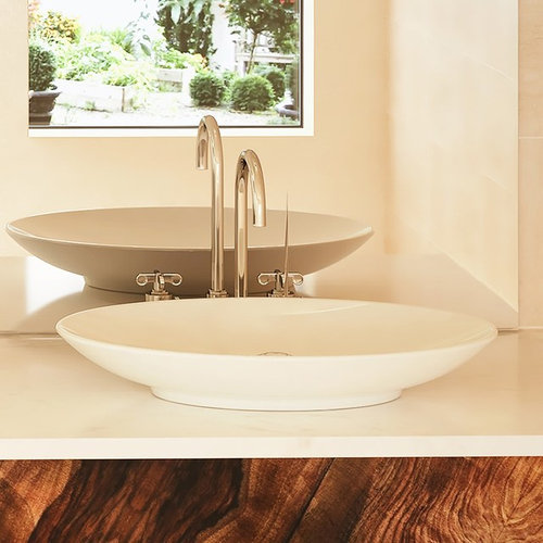 Anyone Install This Shallow Vessel Sink? Feedback Please