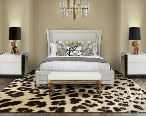 LEOPARDO - from the Esotica Rug Collection - Floor Rugs