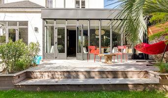 Création de jardin, quartier Saint Felix