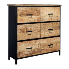 Cosmo 6-Drawer Chest
