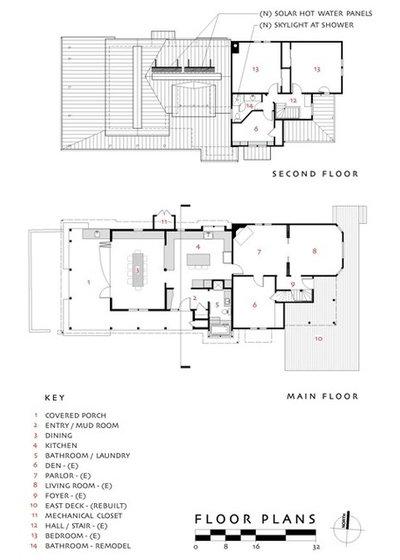 Floor Plan Farmhouse floorplan