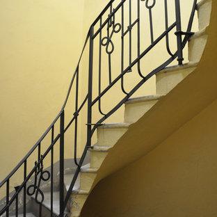 Home design - shabby-chic style home design idea in Milan