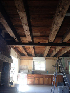 Lighting Options For Exposed Beam Ceiling