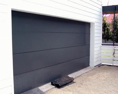 Metal Clad Garage Doors