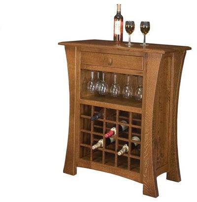 Contemporary Wine Racks by JANGIR DECOR