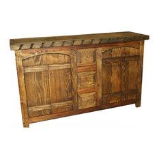 Crusaders Rustic Reclaimed Wood Bathroom Vanity 80 X 20 X 32