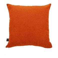 Rachel Scatter Cushion, Orange, 55x55 Cm