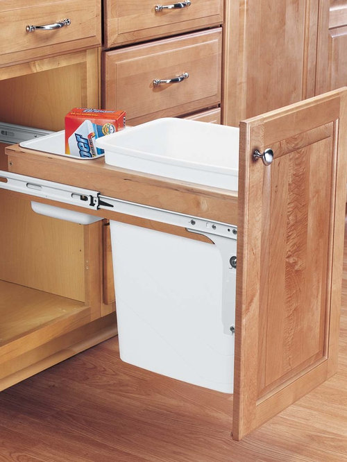 Best ikea trash pullout design ideas remodel pictures houzz - Ikea cabinet trash pull out ...
