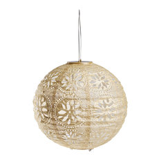allsop home u0026 garden stella solar lantern boho globe stella solar lantern boho globe