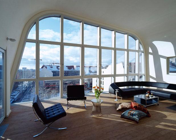 Modern  by Büro 213 Architekten GmbH