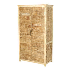 Sierra Living Concepts   New Orleans Rustic Solid Wood Bedroom Armoire  Wardrobe   Armoires And Wardrobes