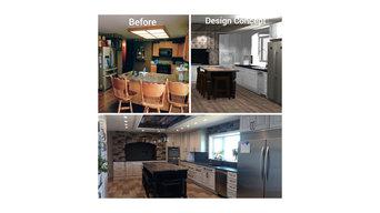 Modern Rustic Farmhouse Dream Kitchen